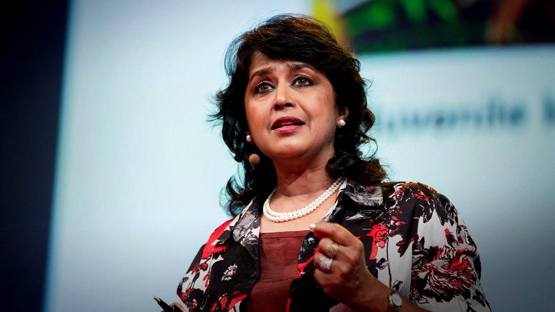 Prof. Ameena Gurib-Fakim, nouvelle Présidente de l'ile Maurice. Source: zilmoris.mondoblog.org