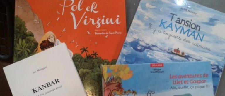 Article : Île Maurice : regards sur les livres en kreol