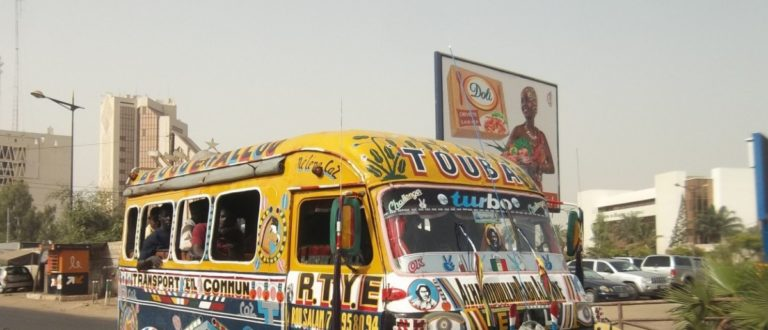 Article : From Dakar with love