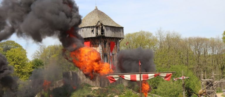 Article : Folle journée au Puy du Fou