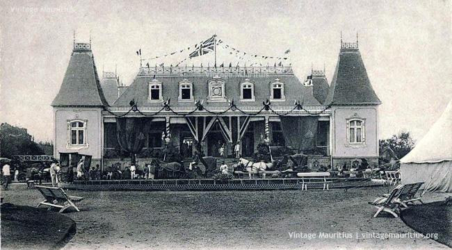 L'hôtel de ville de 1915. Photo: Vintage Mauritius.