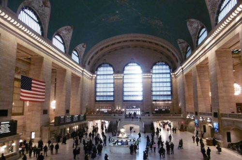 Article : Grandiose Grand Central Station