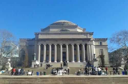 Article : Columbia University: entre histoire et art