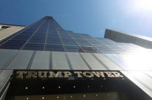 Article : Ma visite de la Trump Tower