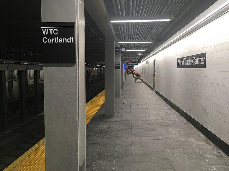 Le WTC Cortlandt a été réouvert après 17 ans!