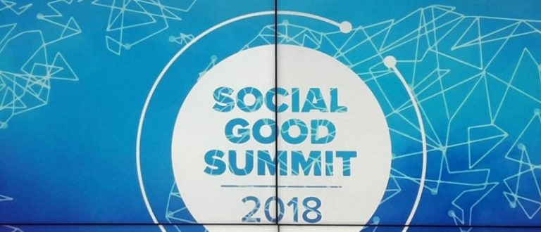 Article : Vive le Social Good Summit!