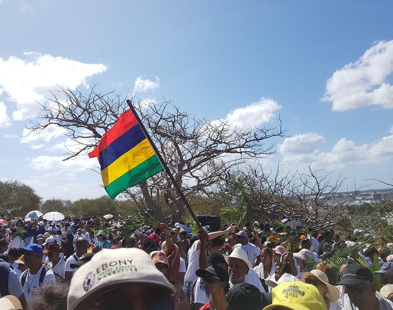 Les Mauriciens ont répondu présents! Photo: CR