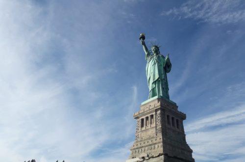 Article : New York : ma Statue de la Liberté