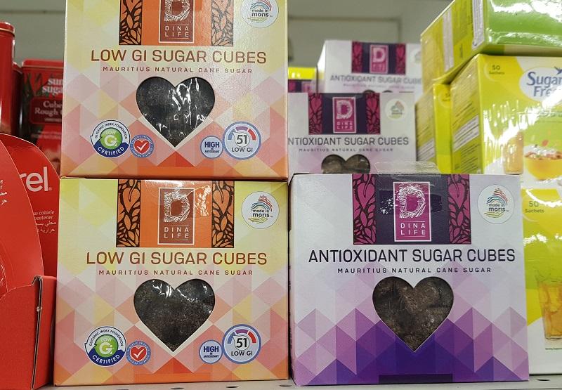 Sucres aux faible taux glycémique ou riche en antioxidants, le sucre mauricien surfe sur la tendance santé bien-être